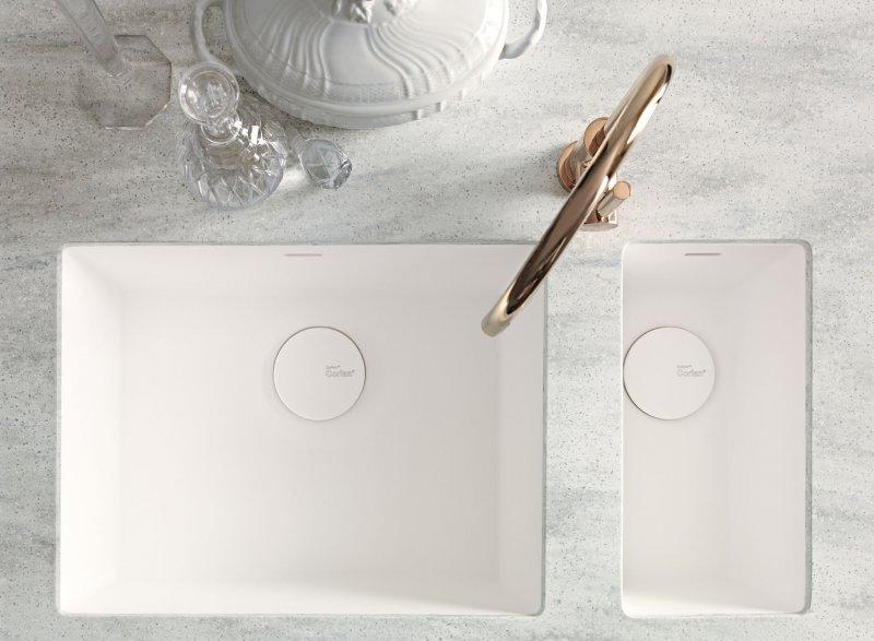 Corian® per i lavelli da cucina - DuPont™ Corian® solid surfaces ...